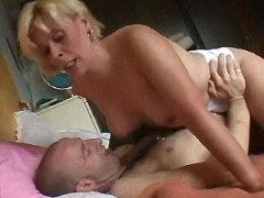 Mature nurse crazy fucks by patient