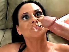 Milf fucks in all poses n gets cum